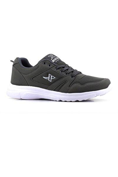 Unisex Gri Xstep Füme Spor Ayakkabı
