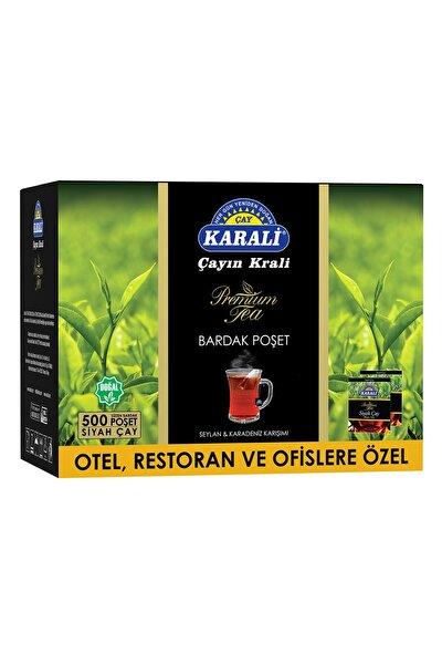 Karali Premium Bardak Poşet Çay 500'lü
