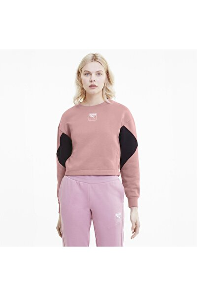 Kadın Spor Sweatshirt - Rebel - 58356016