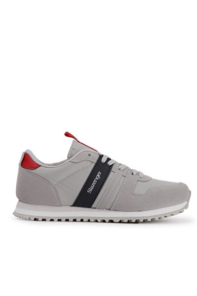 IVAN Sneaker Kadın Ayakkabı Gri SA20LK055