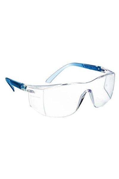 E 400 Çok Amaçlı Koruyucu Şeffaf Gözlük Iş Güvenliği Çapak Gözlüğü