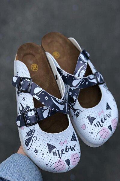 Meow Kadın Sandalet INA903
