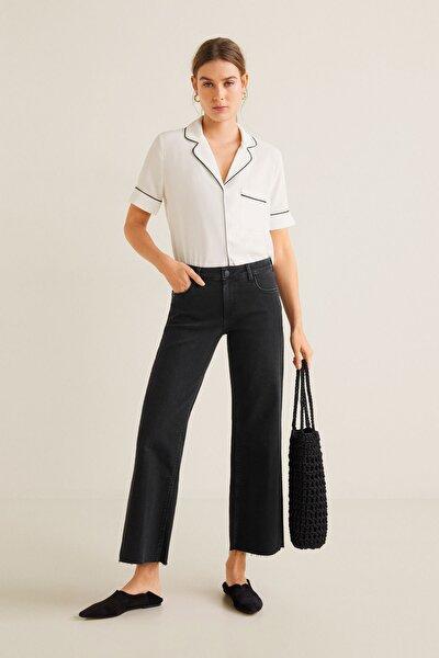 Kadın Kırık Beyaz Bluz 43027720