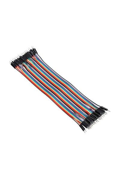 Erkek  Kablo 40 Pin Ayrılabilen 200 Mm