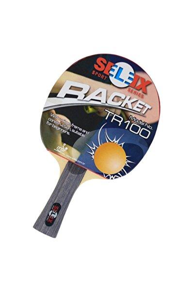 Tr 100 Ittf Onaylı Masa Tenisi Raketi