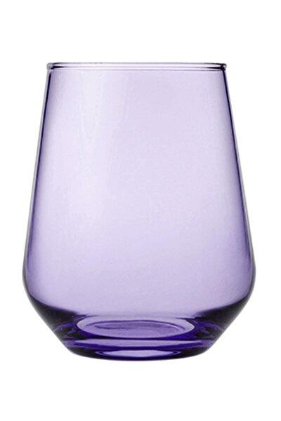 Mor Allegra Meşrubat Bardağı 3'lü