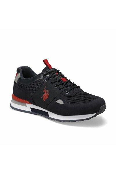 U.s Polo Assn. Erkek Lacivert Günlük Spor Ayakkabı - 100489316