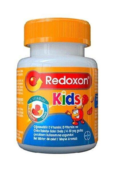 Kids Çiğnenebilir Form Gummy 60 Tablet