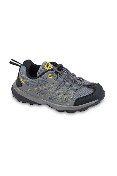 24802 Gri Anatomik (31-35) Çocuk Spor Ayakkabı