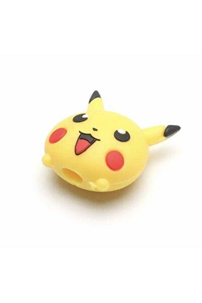 Kablo Koruyucu Sevimli Pikachu Şarj Kablo Koruyucu