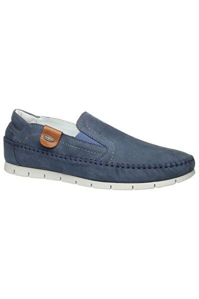 Hakiki Deri Jean Erkek Ayakkabı M5163nj