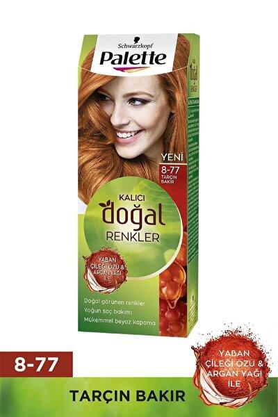 Kalıcı Doğal Renkler 8-77 Tarçın Bakır Saç Boyası