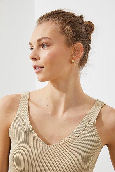 Taş Askılı Triko Bluz TWOSS19DU0260