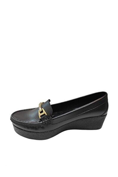 Kadın Siyah Klasik Ayakkabı 51236