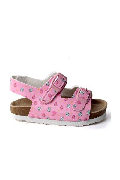 321.p20y.363 Pembe (26-30) Anatomik Çocuk Sandalet Ayakkabı