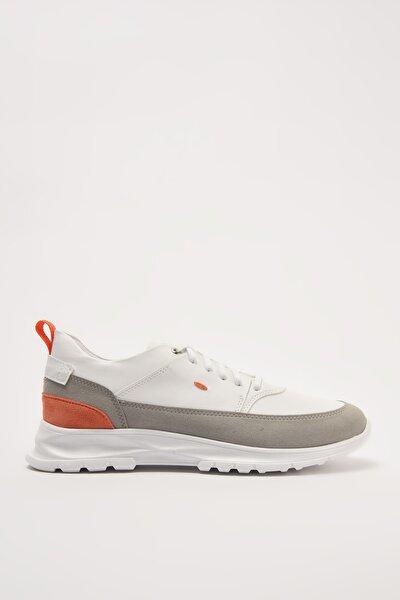 Beyaz Erkek Sneaker 02AYY215180A900