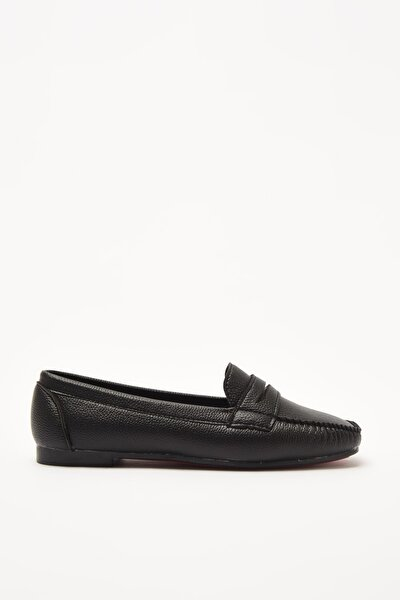 Siyah  Loafer Ayakkabı 01AYY212290A100