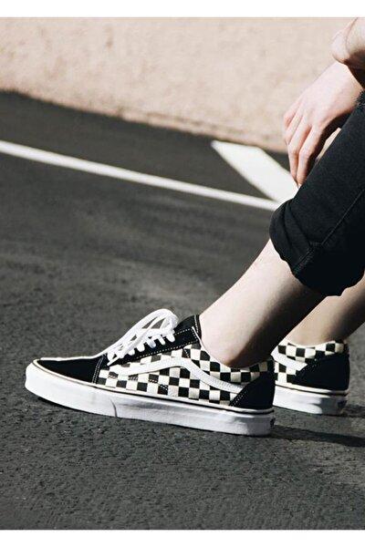 Kadın Sneaker Ayakkabı Wans Modeli