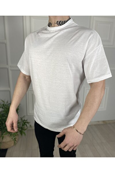 Düz Oversize Tişört