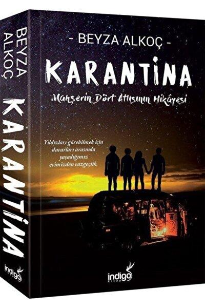 Karantina (ciltsiz) - Beyza Alkoç