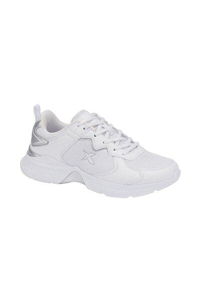 RUTH MESH W 1FX Beyaz Kadın Sneaker Ayakkabı 100662419