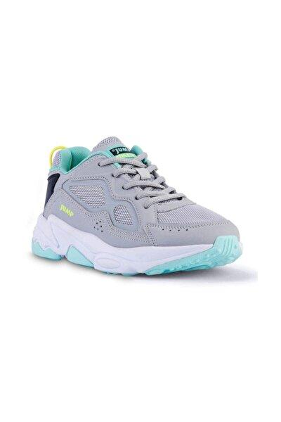 Kadın Gri Spor Ayakkabı 24711