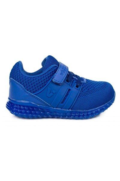 313.b20y.102 Bebe Işıklı Mavi Çocuk Spor Ayakkabı