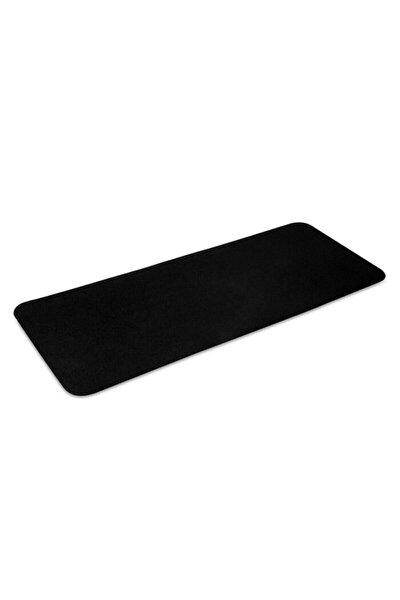 300 X 700 X 3mm Oyuncu Uzun Kaymaz Mouse Pad - Siyah