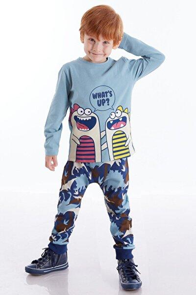 Naber Dino Erkek Çocuk Pantolon Takım