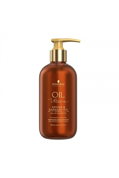 Schwarzkopf Oil Ultime Argan Yağı & Frenk Inciri Şampuanı 300 ml