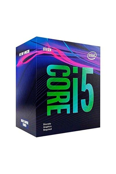 I5 9400f 2.9ghz 9mb Önbellek 9.nesil 1151p Işlemci Kutulu Box Novga (fanlı)