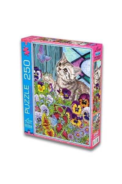 250 Parça Sevimli Kedi Puzzle