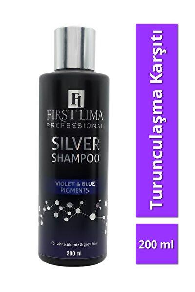 Turunculaşma Karşıtı Silver (mor Şampuan) 200ml