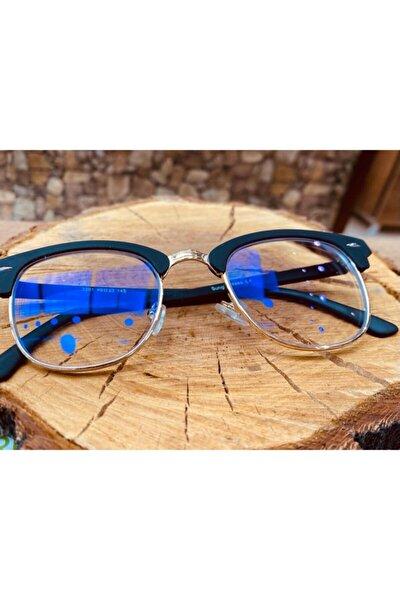 Numarasız Mavi Işık Engelleyici Gözlük Clubmaster