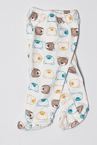 Bebek %100 Pamuk Pijama Altı