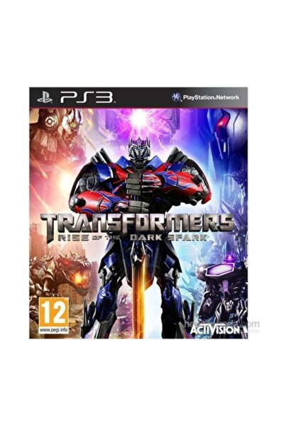 Transformers Rise Of The Dark Spark Ps3 Oyunu