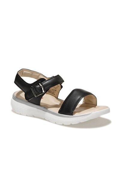 TRV1675.Z Siyah Kadın Sandalet 100517105
