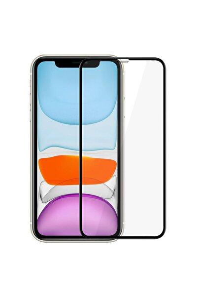 Apple Iphone 11 (6.1'') Kavisli Tam Kaplayan Ekran Koruyucu