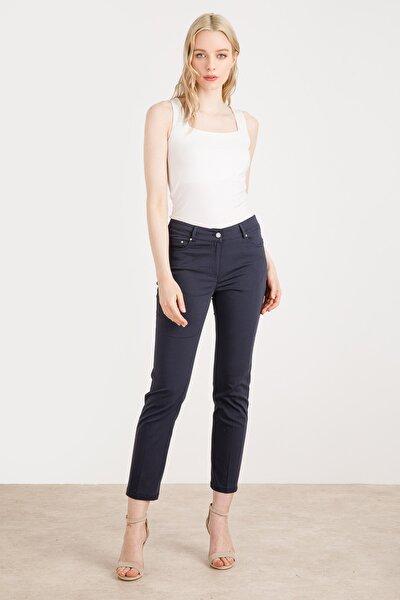Kadın Boru Paça Pantolon