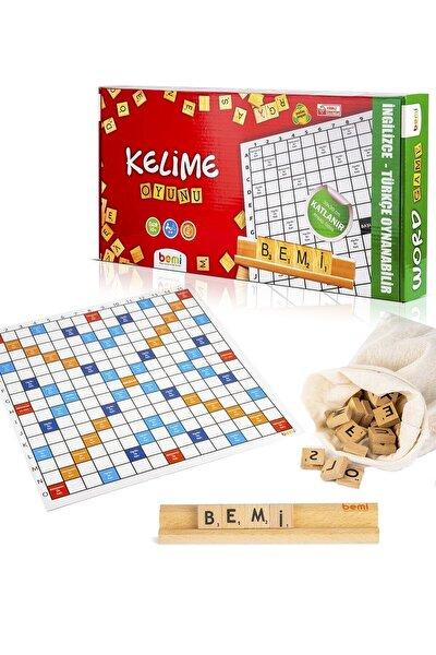 Kelime Oyunu - Sağlıklı Eğitici Zeka Strateji Çocuk Ve Aile Oyunu