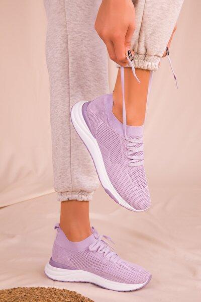 Lila Kadın Sneaker 16087