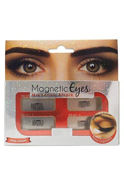 Magnetic Eyes Mıknatıslı Kirpik Orta Yoğun