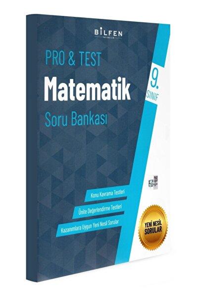 Bilfen 9. Sınıf Pro Test Matematik Soru Bankası