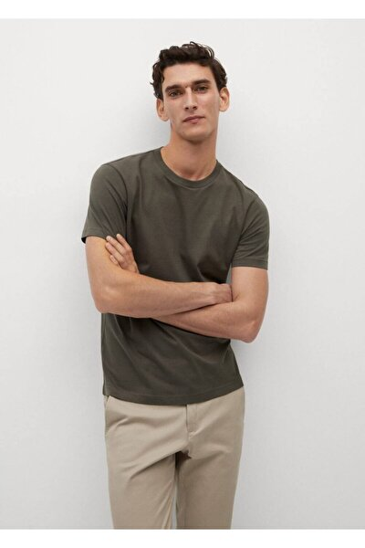 Sürdürülebilir Pamuklu Tişört