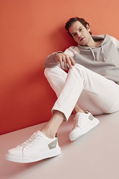 Beyaz Erkek Sneaker 02AYY296840A900
