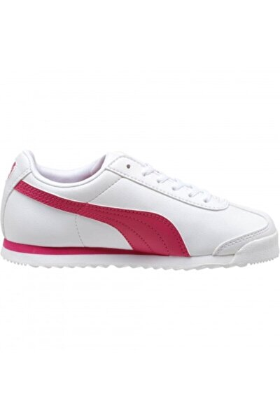 ROMA BASIC JR Beyaz Kız Çocuk Sneaker Ayakkabı 100185220