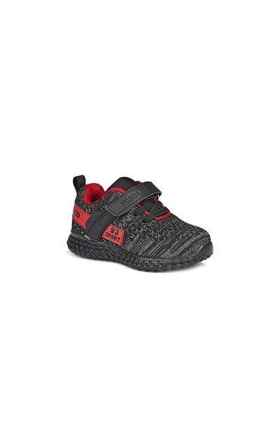 Alfa Işıklı Spor Ayakkabı Siyah