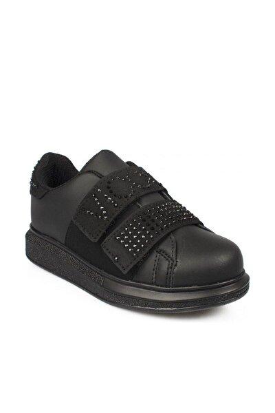 Siyah Bebek Yürüyüş Ayakkabısı 211 968.F19K228