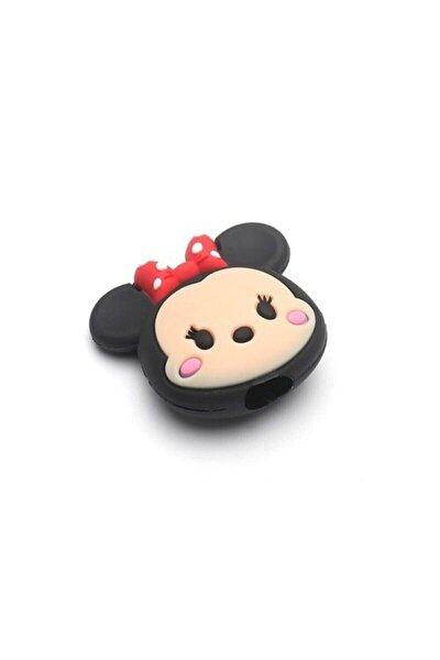 Mini Mouse Iphone Uyumlu Kablo Koruyucu