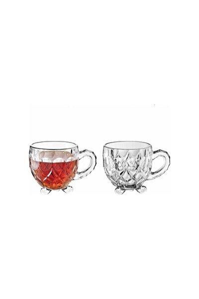 Vera 3 Ayaklı 6'lı Çay&kahve Fincanı